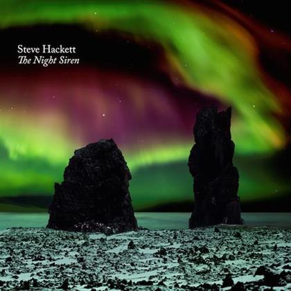 Steve Hackett - Night Siren - US Deluxe Edition (CD + Blu-ray)