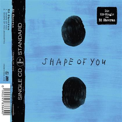 Ed Sheeran - Shape Of You - 2 Track