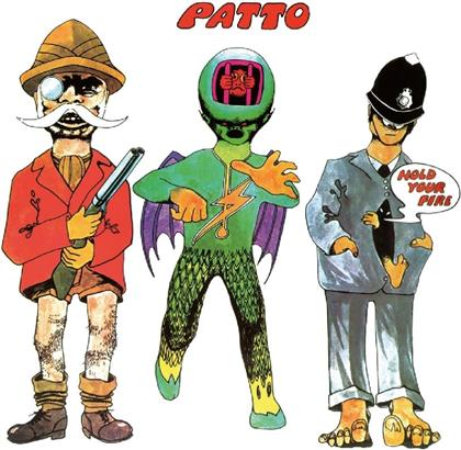 Patto - Hold Your Fire (Extended Edition, 2 CDs)
