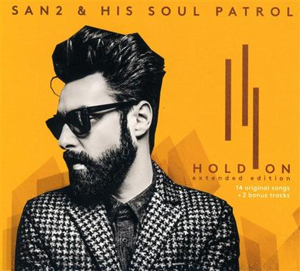 San2 & His Soul Patrol - Hold On (Extended Edition)