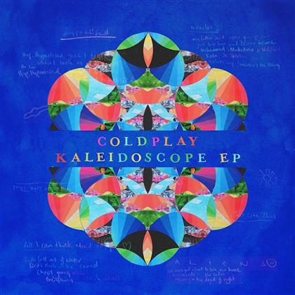 Coldplay - Kaleidoscope EP (Colored, LP)