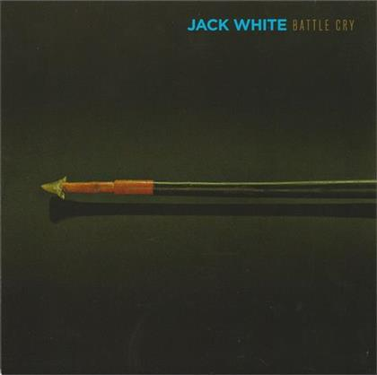 "Jack White (White Stripes/Dead Weather/Raconteurs) - Battle Cry - 7 Inch (7"" Single)"