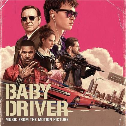 Baby Driver (OST) - Baby Driver (OST) - OST (2 CDs)