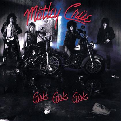 Mötley Crüe - XXX: 30 Years Of Girls, Girls, Girls - 2017 Reissue, + Bonustrack