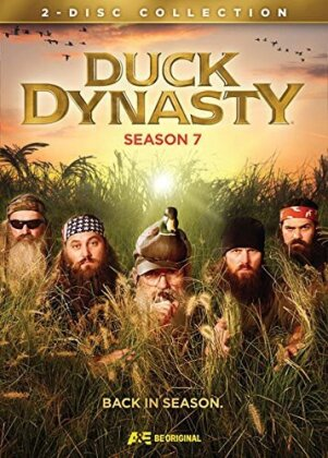 Duck Dynasty - Season 7 (2 DVDs)