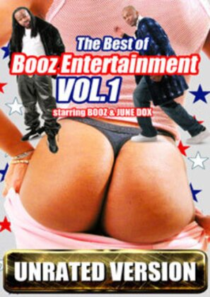 Booz & June Dox - The Best of Booz Entertainment - Vol. 1 (Unrated)