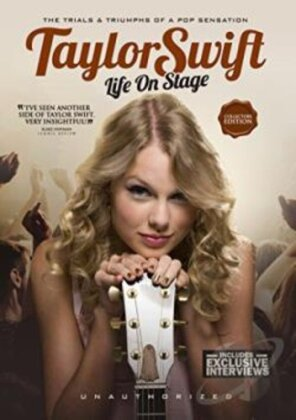 Taylor Swift - Life On Stage - (Unauthorized) (Collector's Edition)