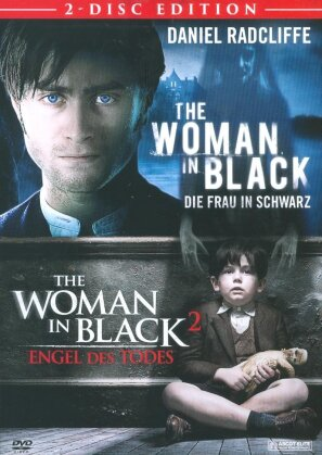 The Woman in Black / The Woman in Black 2 (2 DVDs)
