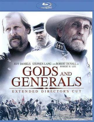 Gods and Generals (2003) (Director's Cut, Extended Edition, 2 Blu-rays)