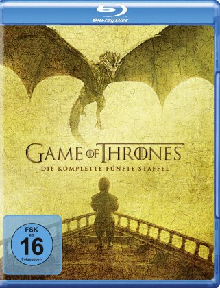 Game of Thrones - Staffel 5 (4 Blu-rays)
