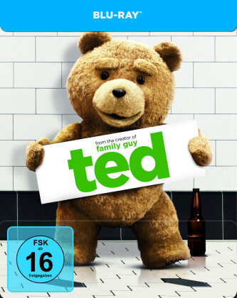 Ted (2012) (Limited Edition, Steelbook)