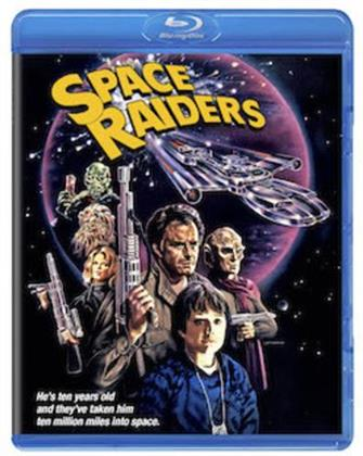 Space Raiders (1983) (Limited Edition)