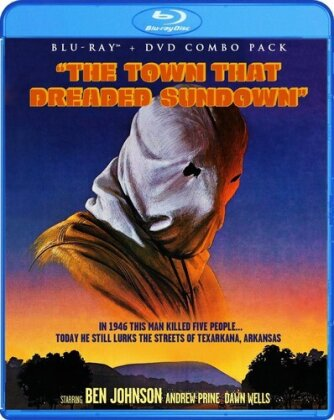 The Town That Dreaded Sundown (1976) (Blu-ray + DVD)