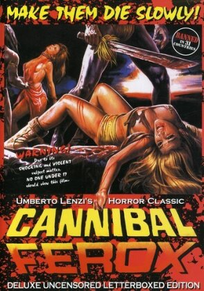 Cannibal Ferox (1981) (Deluxe Edition, Director's Cut, Unrated)