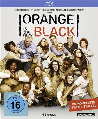 Orange is the new Black - Staffel 2 (4 Blu-rays)
