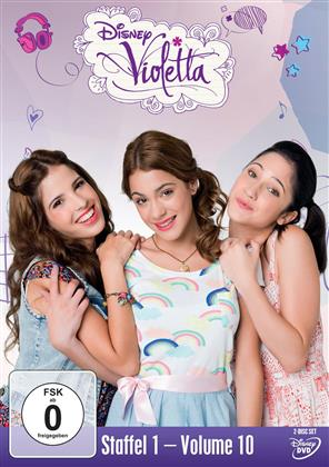 Violetta - Staffel 1.10 (2 DVDs)