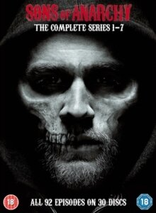 Sons of Anarchy - The Complete Series 1 - 7 (30 DVDs)