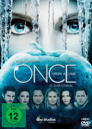 Once Upon a Time - Es war einmal ... - Staffel 4 (6 DVDs)