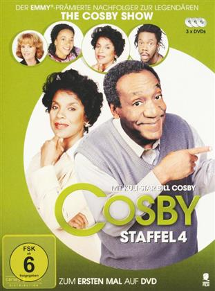 Cosby - Staffel 4 (3 DVDs)
