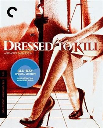 Dressed to Kill (1980) (Criterion Collection, Unrated)