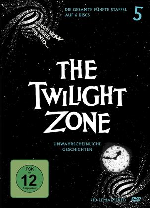 The Twilight Zone - Staffel 5 (s/w, Remastered, 6 DVDs)