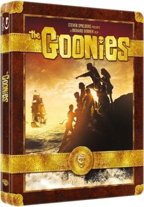 The Goonies (1985) (Limited Edition, Steelbook)