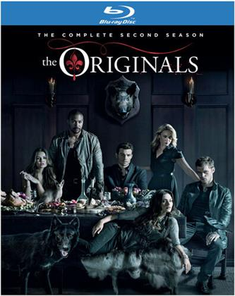 The Originals - Season 2 (4 Blu-rays)