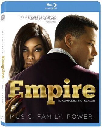 Empire: Season 1 - Empire: Season 1 (3PC) / (Box) (Widescreen, 3 Blu-rays)