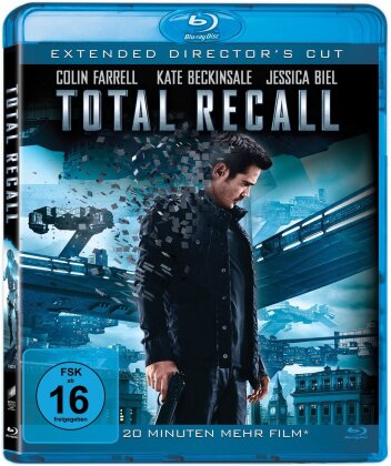 Total Recall (2012) (Director's Cut, Extended Edition)