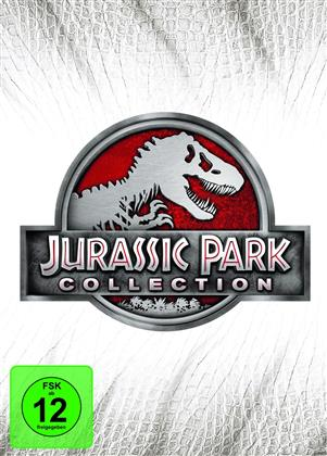 Jurassic Park Collection (4 DVDs)