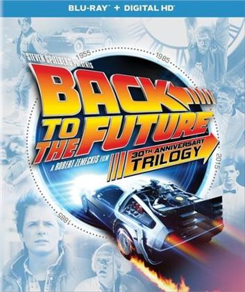 Back To The Future - Trilogy (30th Anniversary Edition, 4 Blu-rays)