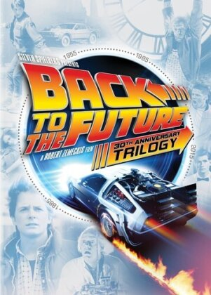 Back to the Future - Trilogy (30th Anniversary Edition, 5 DVDs)