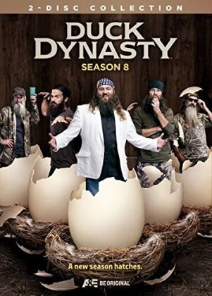 Duck Dynasty: Season 8 - Duck Dynasty: Season 8 (2PC) (2 DVDs)