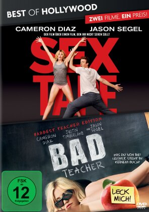 Sex Tape / Bad Teacher (Best of Hollywood, 2 DVDs)