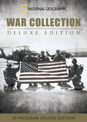 National Geographic War Collection (Deluxe Edition, Widescreen, 9 DVDs)