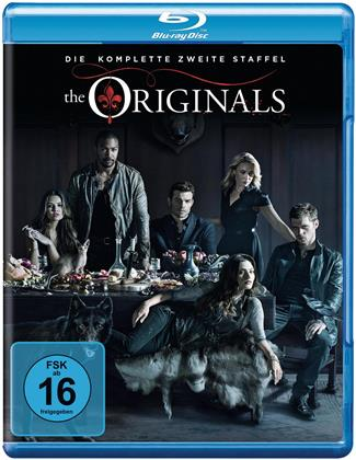 The Originals - Staffel 2 (3 Blu-rays)
