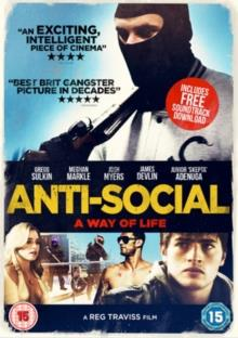 Anti-Social - A Way of Life (2015)