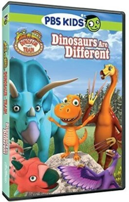 Dinosaur Train - Dinosaurs Are Different