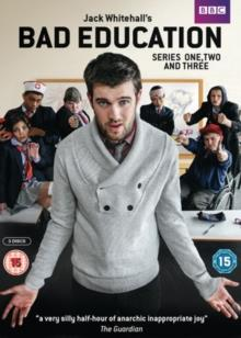 Bad Education - Series 1 - 3 (3 DVDs)