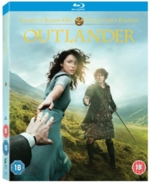 Outlander - Season 1 (Limited Collector's Edition, 5 Blu-rays)