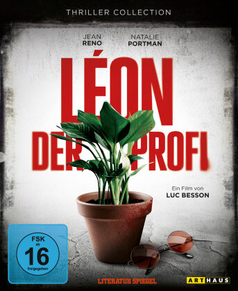 Leon - Der Profi (1994) (Thriller Collection, Director's Cut, Kinoversion)
