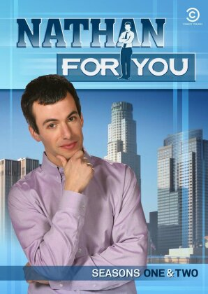 Nathan For You - Seasons 1 & 2 (2 DVDs)