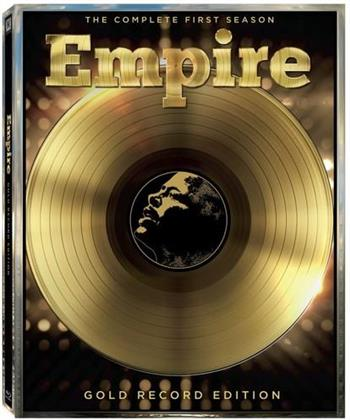 Empire: Season 1 (Gold Record Edition, 4 Blu-rays + CD)