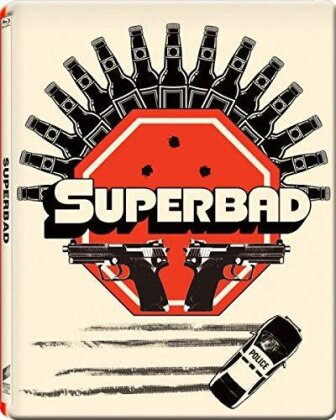 Superbad (2007) (Project Pop Art Edition, Steelbook)