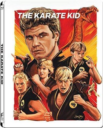 The Karate Kid (1984) (Steelbook)