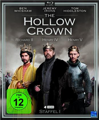 The Hollow Crown - Staffel 1 (4 Blu-rays)