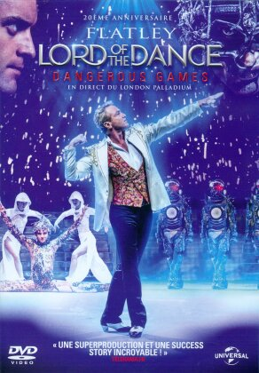 Michael Flatley - Lord of the Dance - Dangerous Games (20th Anniversary Edition)