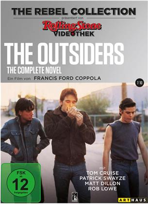 The Outsiders (1983) (Rolling Stone Videothek, The Rebel Collection, Arthaus)