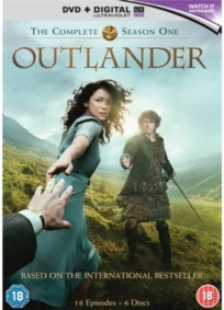 Outlander - Season 1 (6 DVDs)