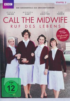 Call the Midwife - Staffel 3 (BBC, 3 DVDs)